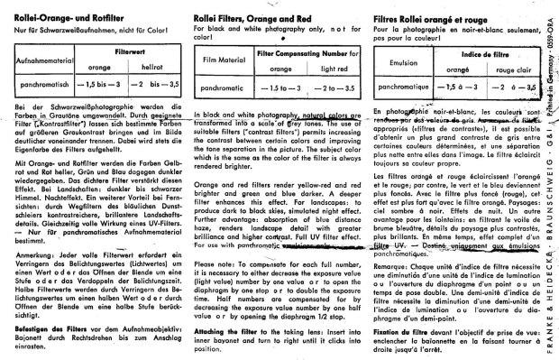 Instrucciones filtros 2